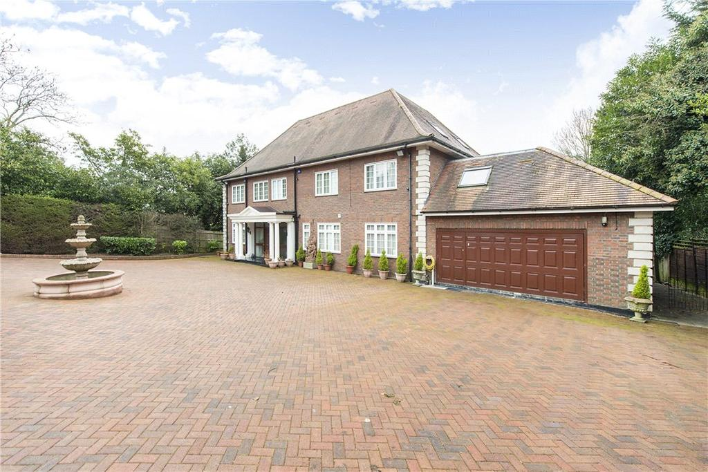 9 Bedrooms Detached House