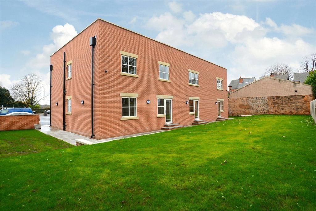 2 Bedrooms Apartment Flat for rent in Townsend Court, 294 Hucknall Road, Nottingham, Nottinghamshire, NG5