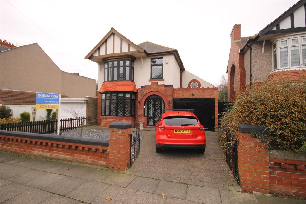4 Bedrooms Detached House for sale in Park Road, Hartlepool