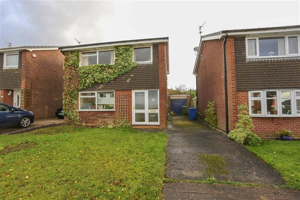 3 Bedrooms Detached House for sale in Beacon View, Marple, Cheshire