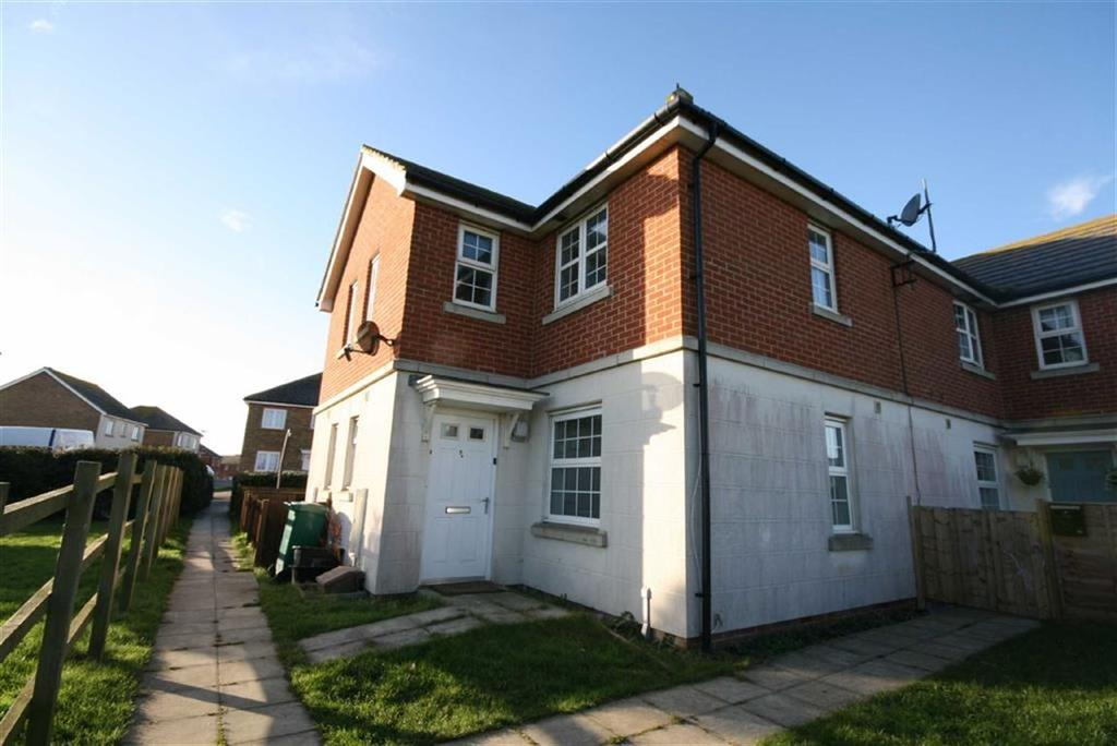 2 Bedrooms Terraced House for sale in Flint Way, Peacehaven