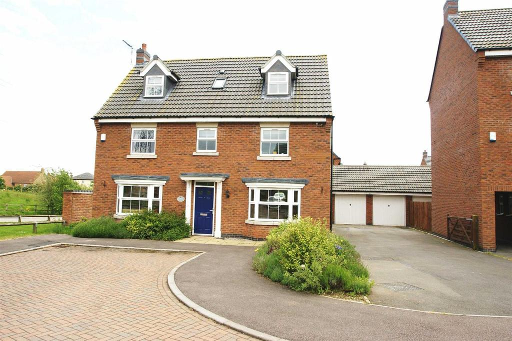 6 Bedrooms Detached House for sale in Mill Furlong, Coton Park