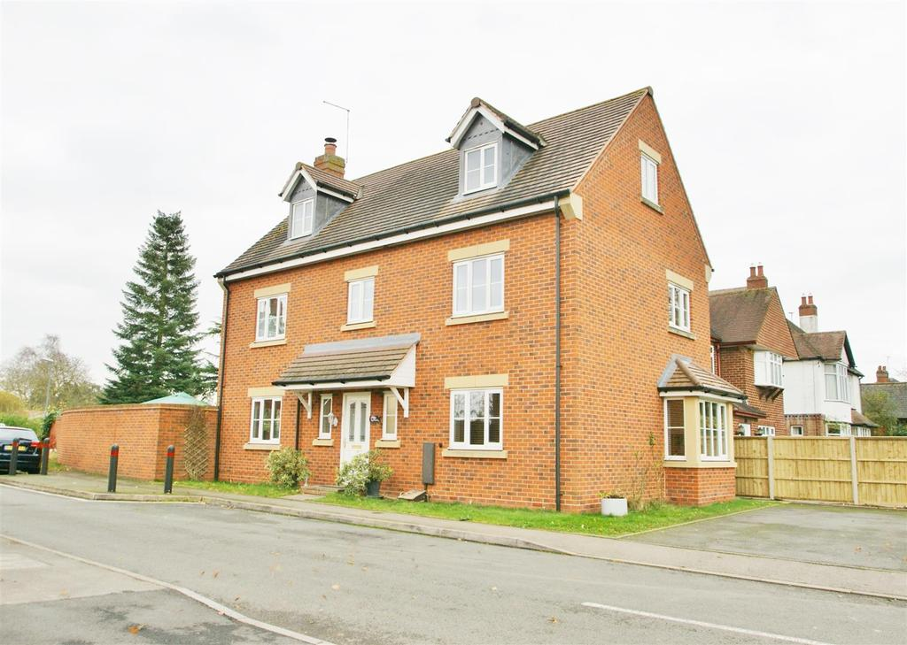 5 Bedrooms Detached House for sale in Balfour Place, Rugby