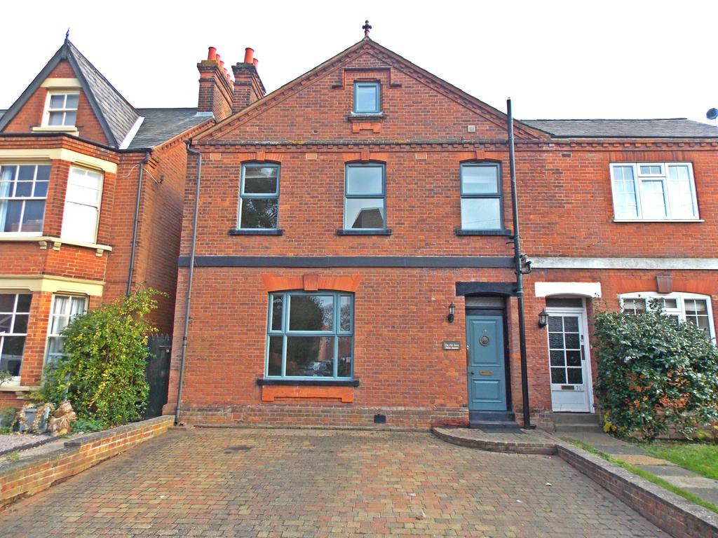 4 Bedrooms Semi Detached House for sale in Princes Road, Felixstowe, IP11