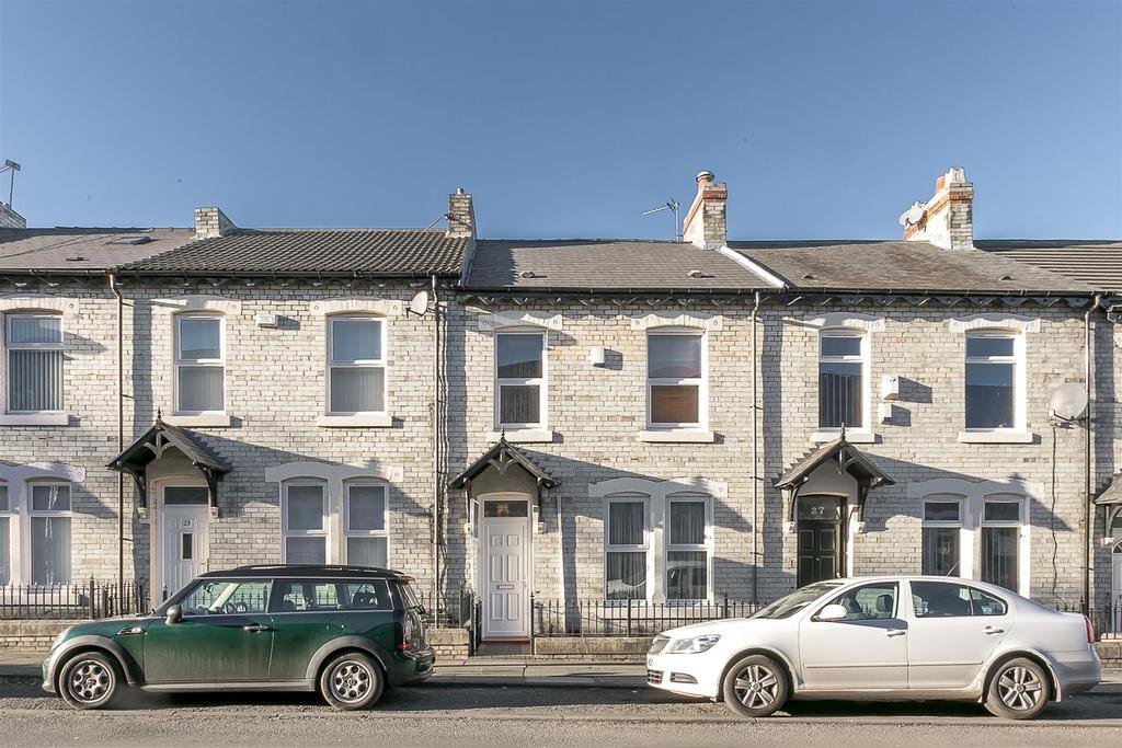 3 Bedrooms Terraced House for sale in Croydon Road, Fenham, Newcastle upon Tyne