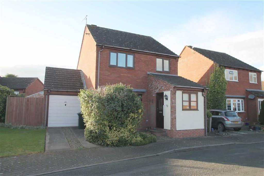 3 Bedrooms Detached House for sale in Henley Orchards, Ludlow