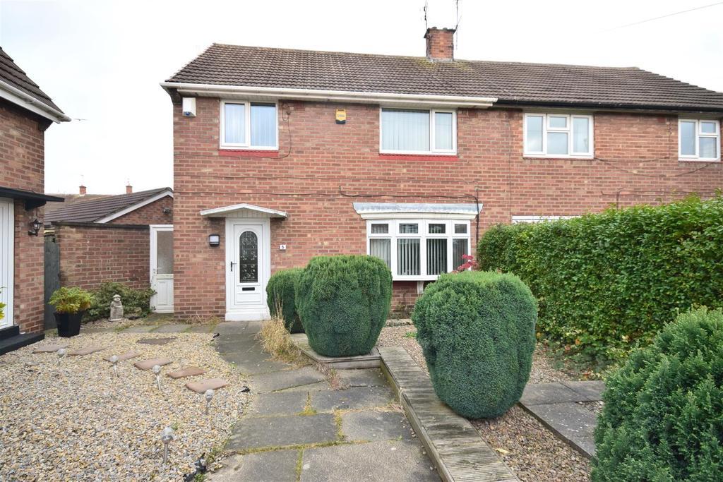 3 Bedrooms Semi Detached House for sale in Gourock Square, Grindon, Sunderland