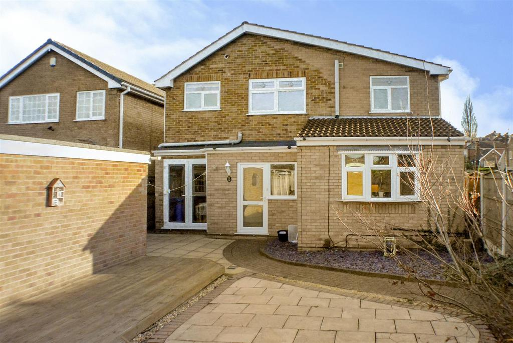 4 Bedrooms Detached House for sale in Sandgate Avenue, Mansfield Woodhouse,