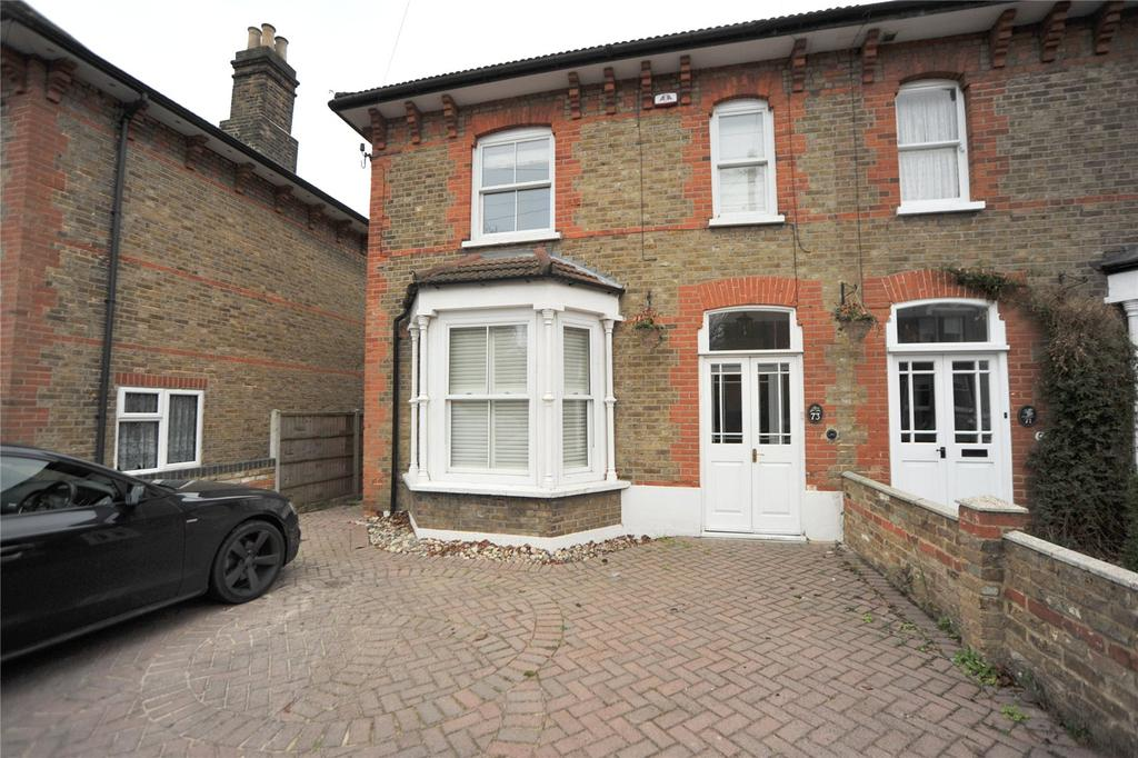 4 Bedrooms Semi Detached House for sale in Westbury Road, Brentwood, Essex, CM14