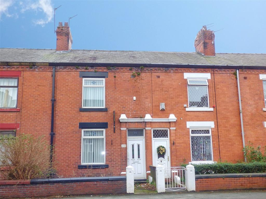 2 Bedrooms Terraced House for sale in Manchester Old Road, Rhodes, Middleton, Manchester, M24