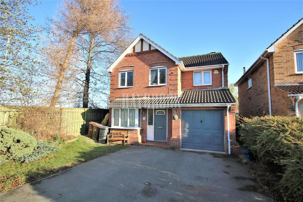 4 Bedrooms Detached House for sale in Hollygrove, Goldthorpe
