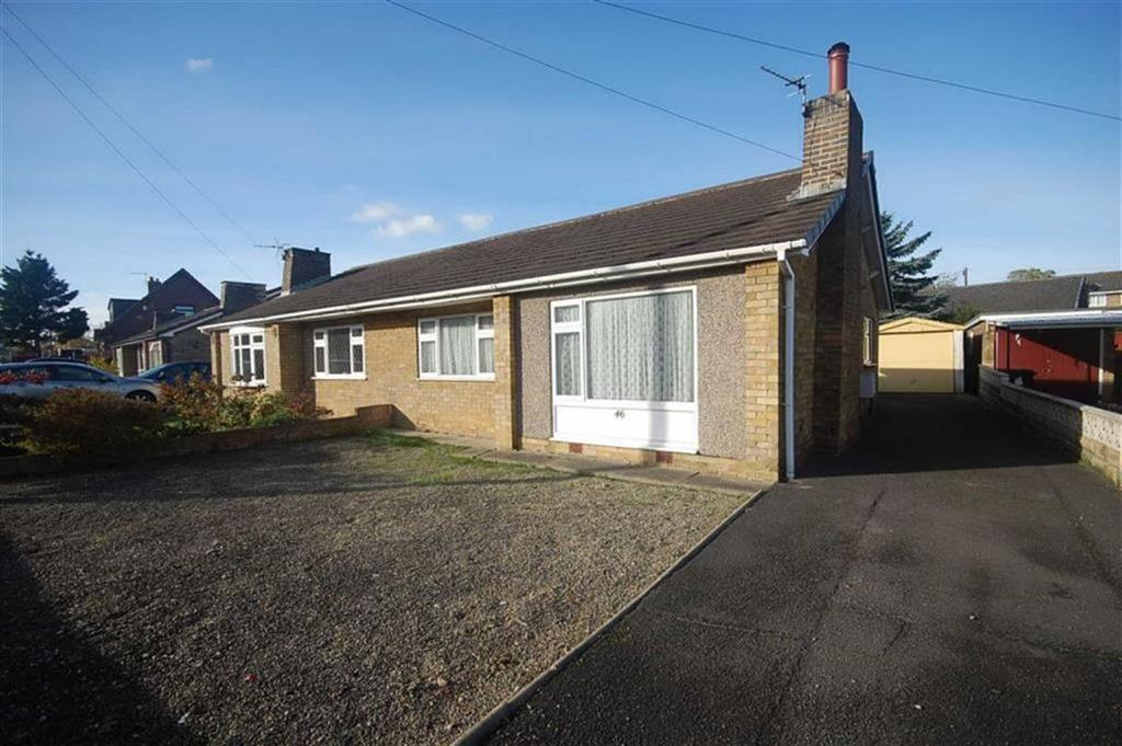 2 Bedrooms Semi Detached Bungalow for sale in Water Royd Avenue, Mirfield, WF14