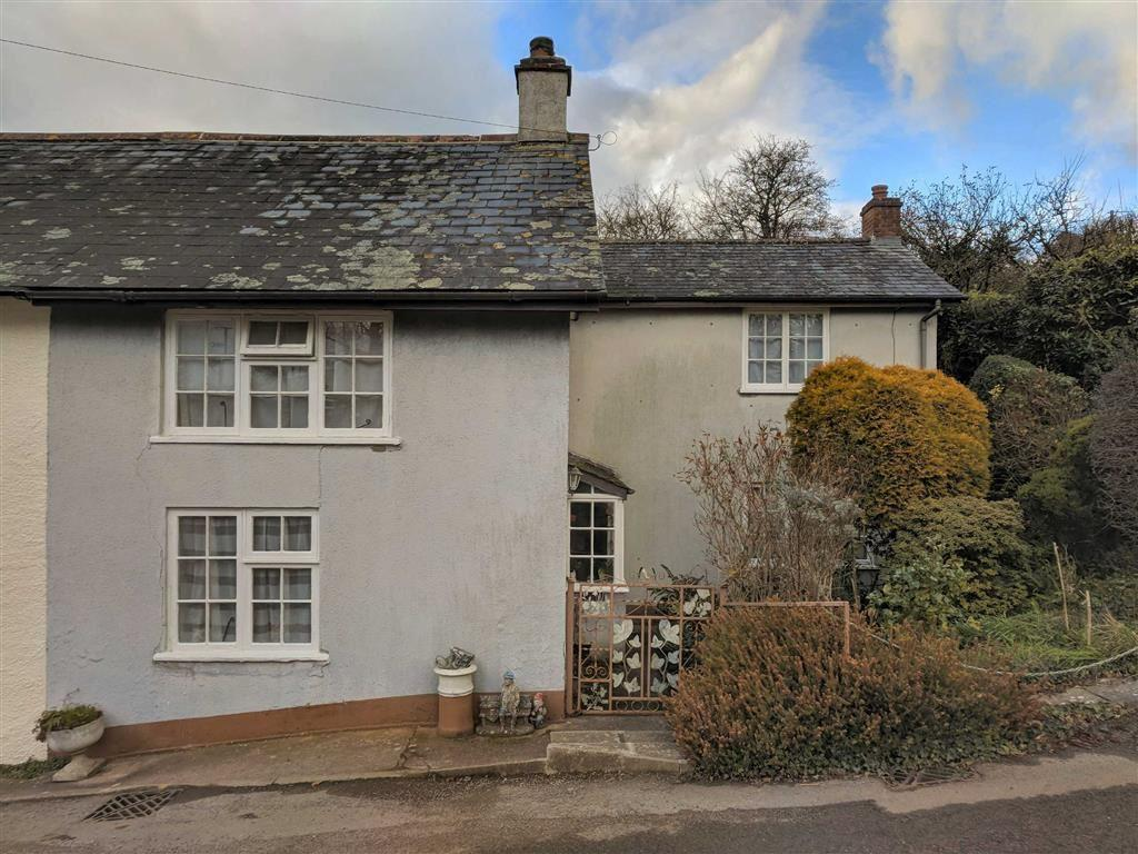 3 Bedrooms Semi Detached House for sale in Church Hill, Awliscombe, Honiton, Devon, EX14