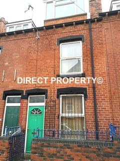 3 bedroom terraced house to rent - 37 Burley Lodge Road