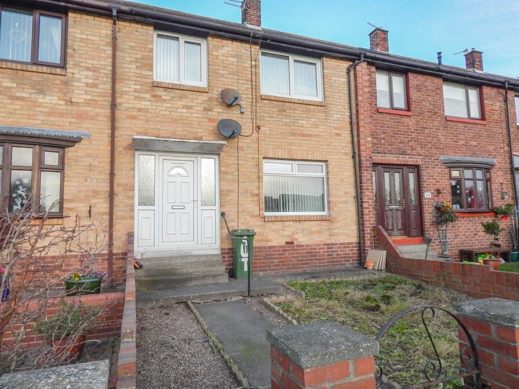 3 Bedrooms Terraced House for rent in Watson Terrace, Boldon Colliery