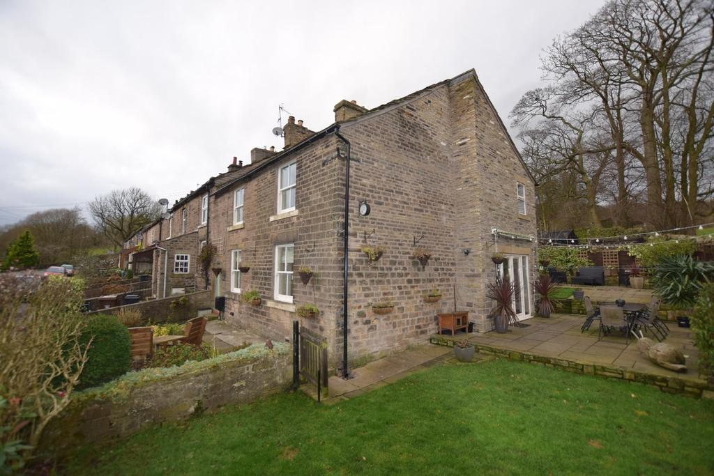 3 Bedrooms End Of Terrace House for sale in Whitehall Terrace, Chinley