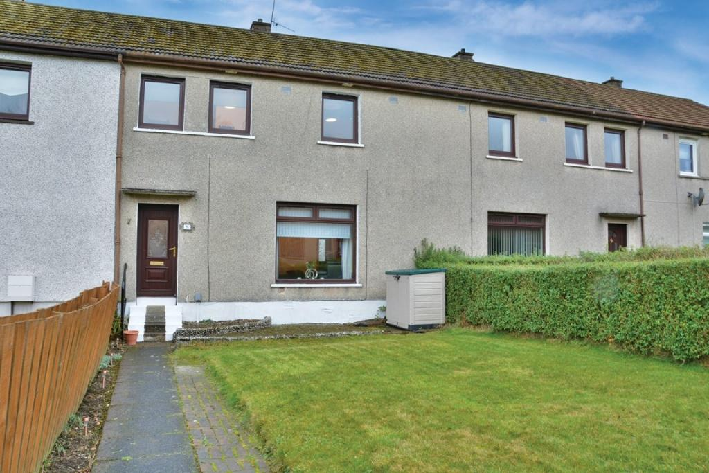 3 Bedrooms Terraced House for sale in 6 Scott Place, Johnstone, PA5 0HQ