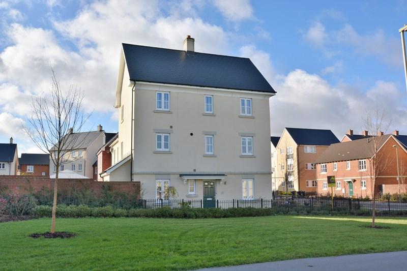 4 Bedrooms Town House for sale in Picket Twenty Way, Andover