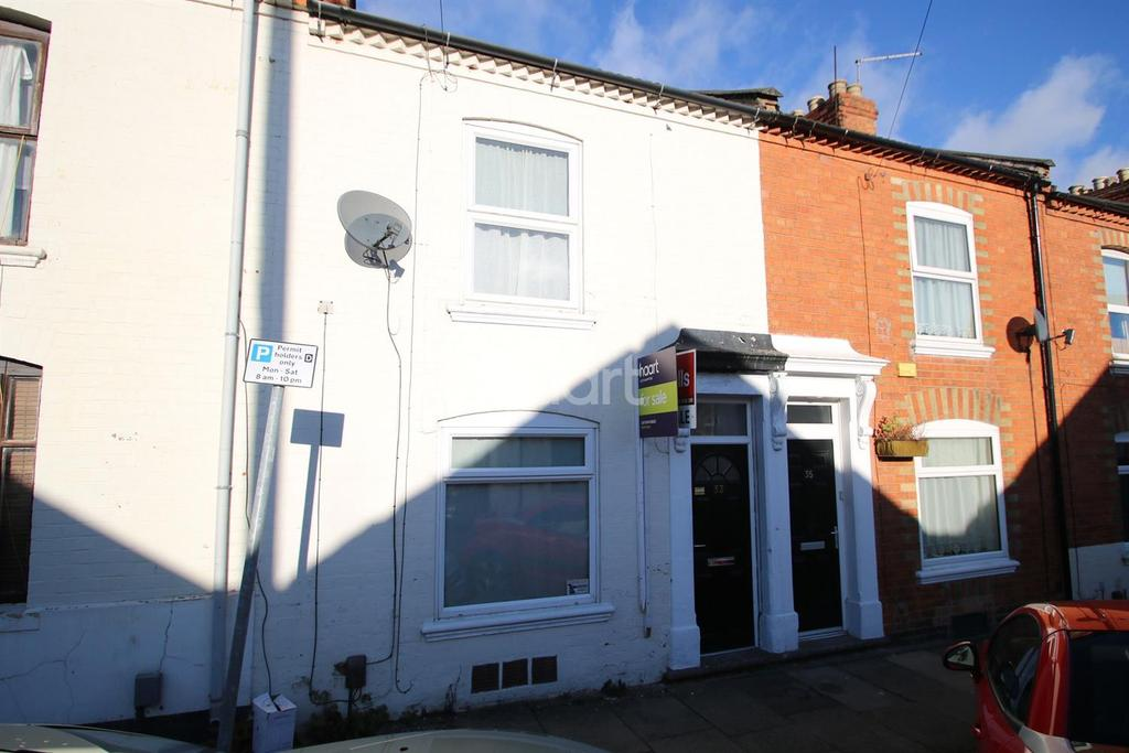 2 Bedrooms Terraced House for sale in Dunster Street, Northampton
