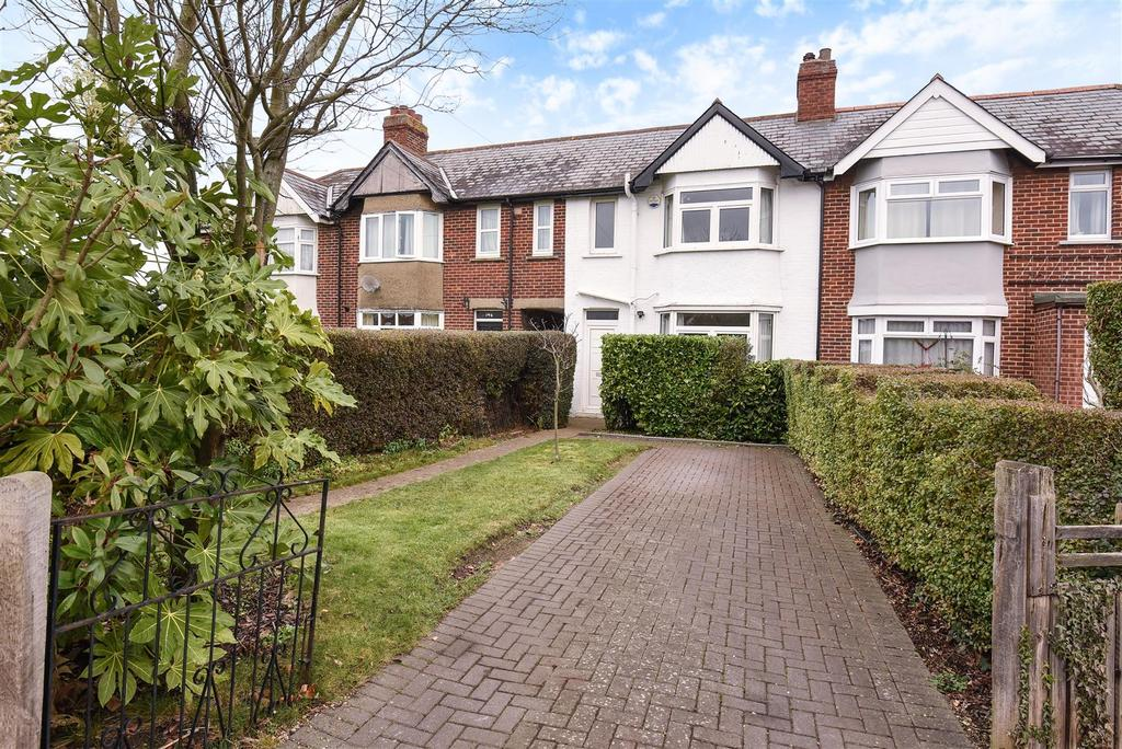 3 Bedrooms Terraced House for sale in Cornwallis Road, Florence Park
