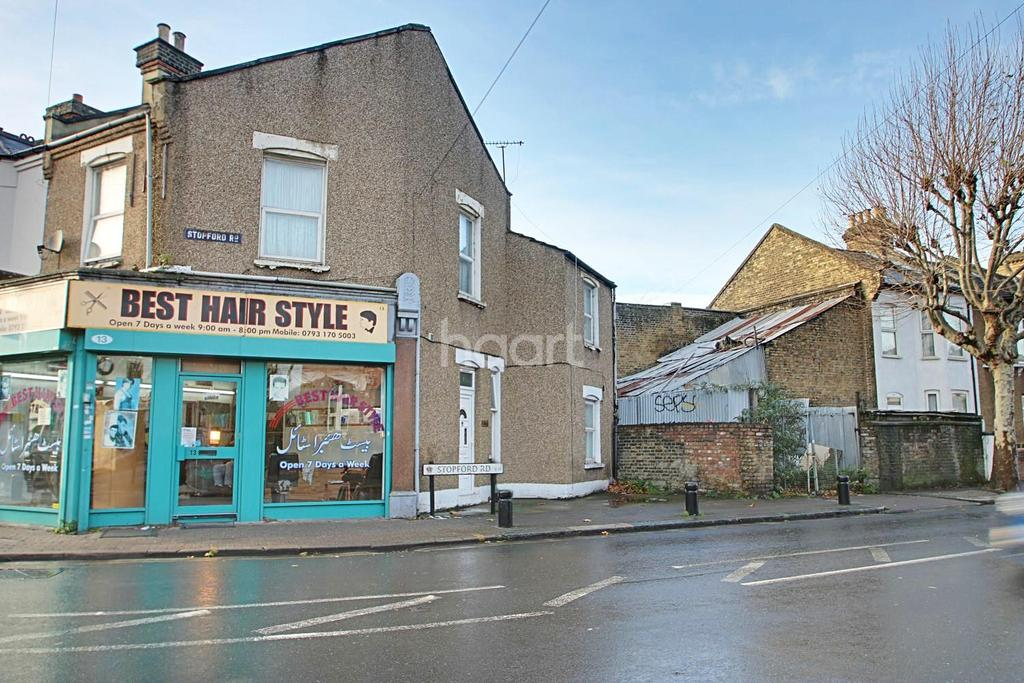 3 Bedrooms Maisonette Flat for sale in Terrace Road, Upton Park