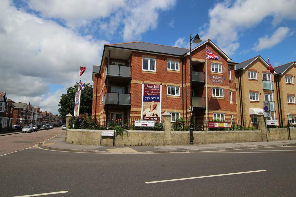 1 Bedroom Retirement Property for sale in Henstead Road, Southampton