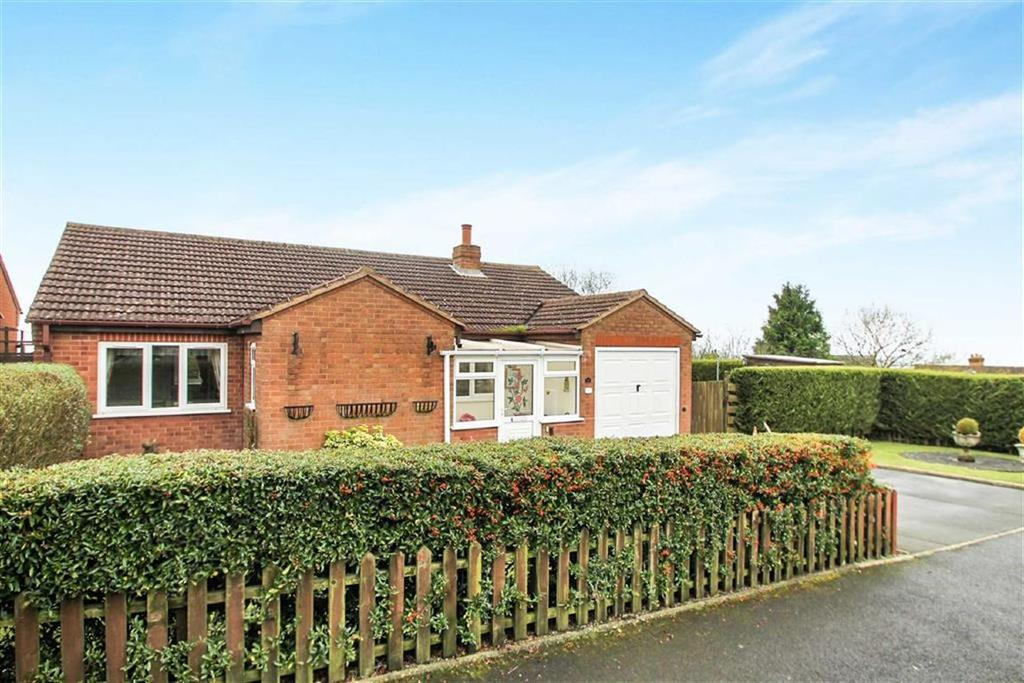 2 Bedrooms Detached Bungalow for sale in Springfield Park, Clee Hill, Nr Ludlow