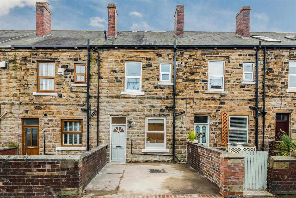 3 Bedrooms Terraced House for sale in Daisyvale Terrace, Thorpe, Wakefield