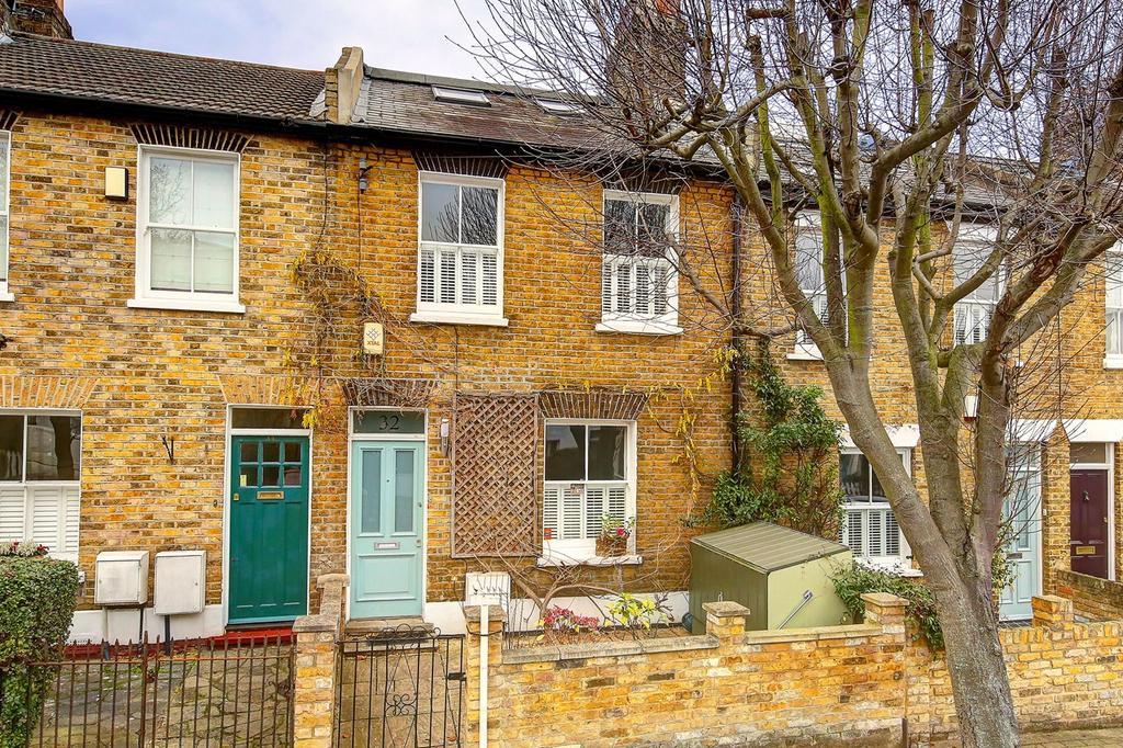 3 Bedrooms Terraced House for sale in Bellamy Street, London, SW12
