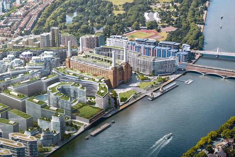 4 bedroom apartment for sale - Battersea Power Station