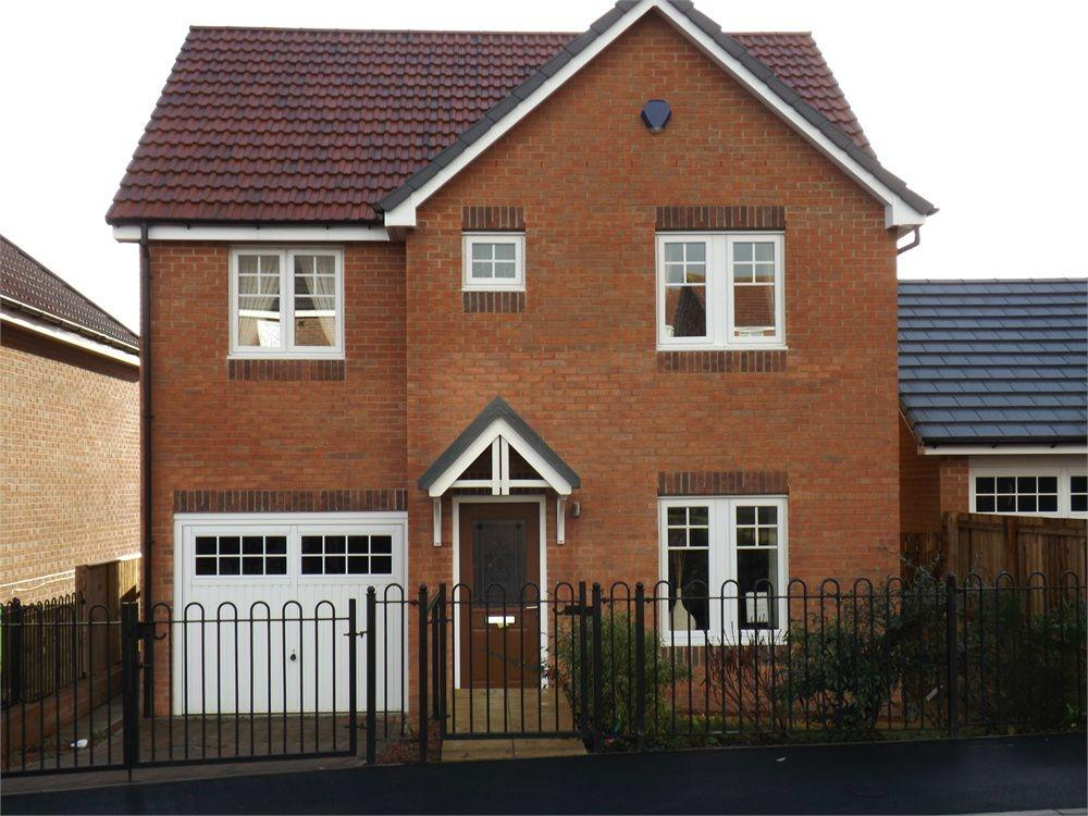 4 Bedrooms Detached House for sale in Milkwell Close, Stanley, Durham