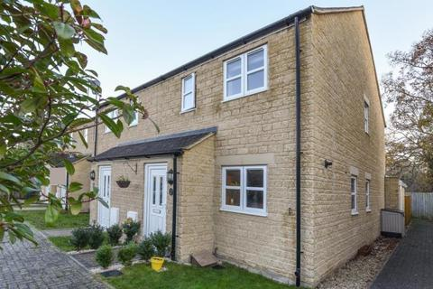 3 bedroom end of terrace house for sale - Huggett Close, Carterton, Oxon