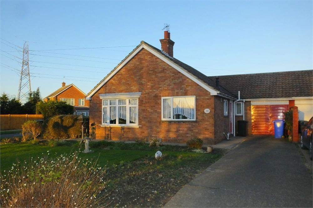 3 Bedrooms Detached Bungalow for sale in Fishtoft Road, Boston, Lincolnshire