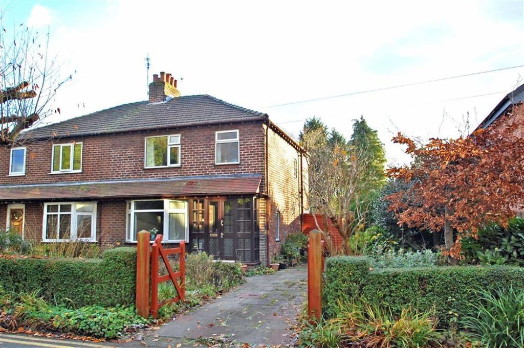 3 Bedrooms Semi Detached House for sale in Bulkeley Road, Handforth, Cheshire