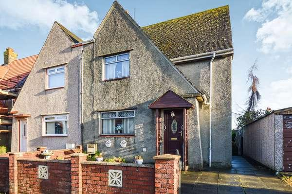 3 Bedrooms Terraced House for sale in 28 Broomfield Street, Kilwinning, KA13 7EP