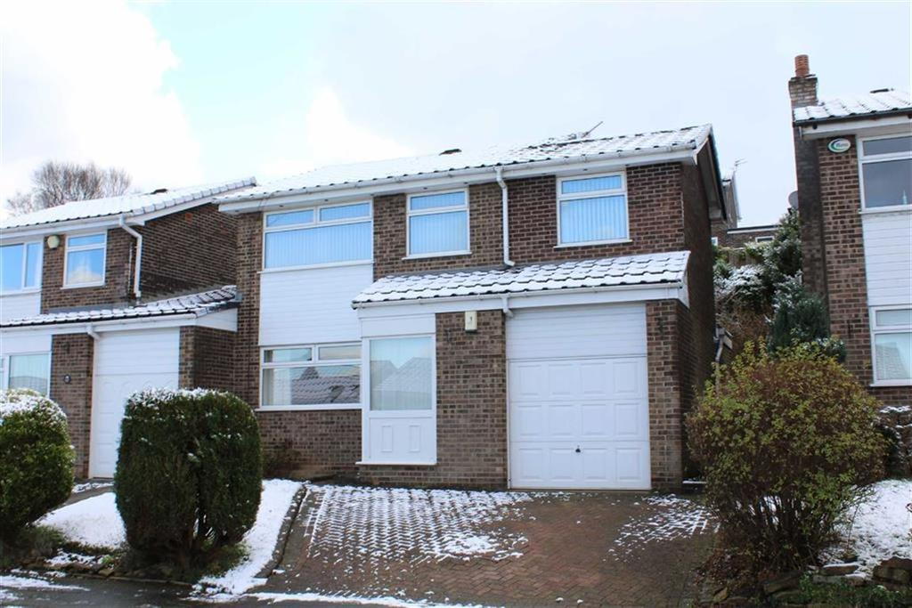 3 Bedrooms Detached House for sale in Chantry Road, Disley, Stockport, Cheshire
