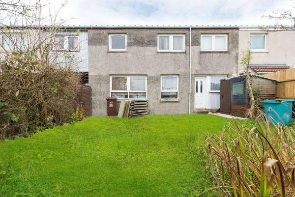 4 Bedrooms Terraced House for sale in 62 Rose Street, Cumbernauld, Glasgow, G67 4ER