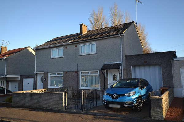 2 Bedrooms Semi-detached Villa House for sale in 36 Avon Road, Bishopbriggs, Glasgow, G64 1RE
