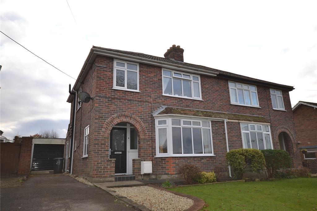 3 Bedrooms Semi Detached House for sale in Combe Street Lane, Yeovil, Somerset