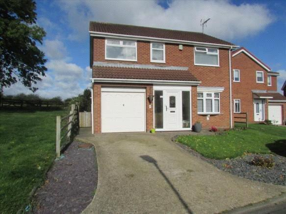 4 Bedrooms Detached House for sale in Otterington Close, Hart