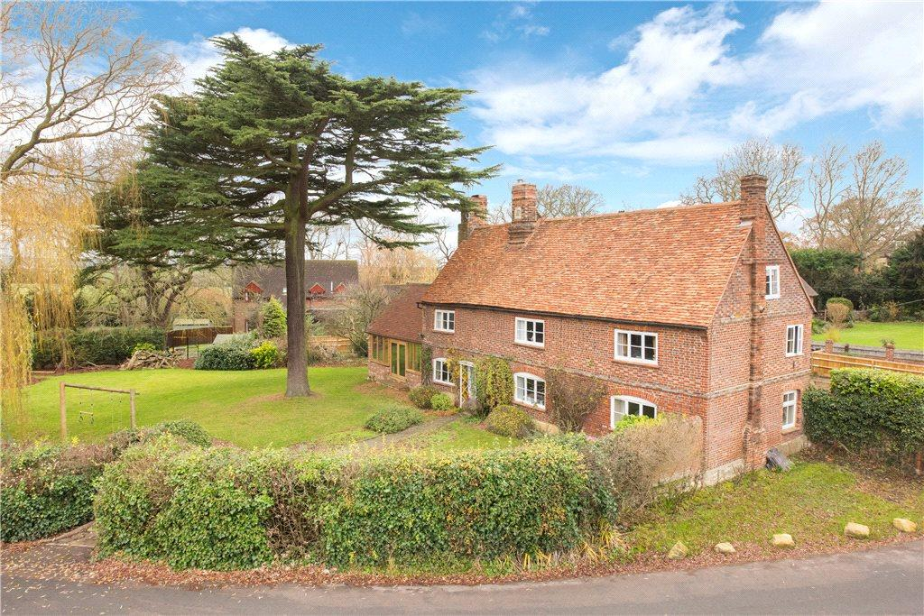 5 Bedrooms Unique Property for sale in The Green, Hardwick, Aylesbury, Buckinghamshire