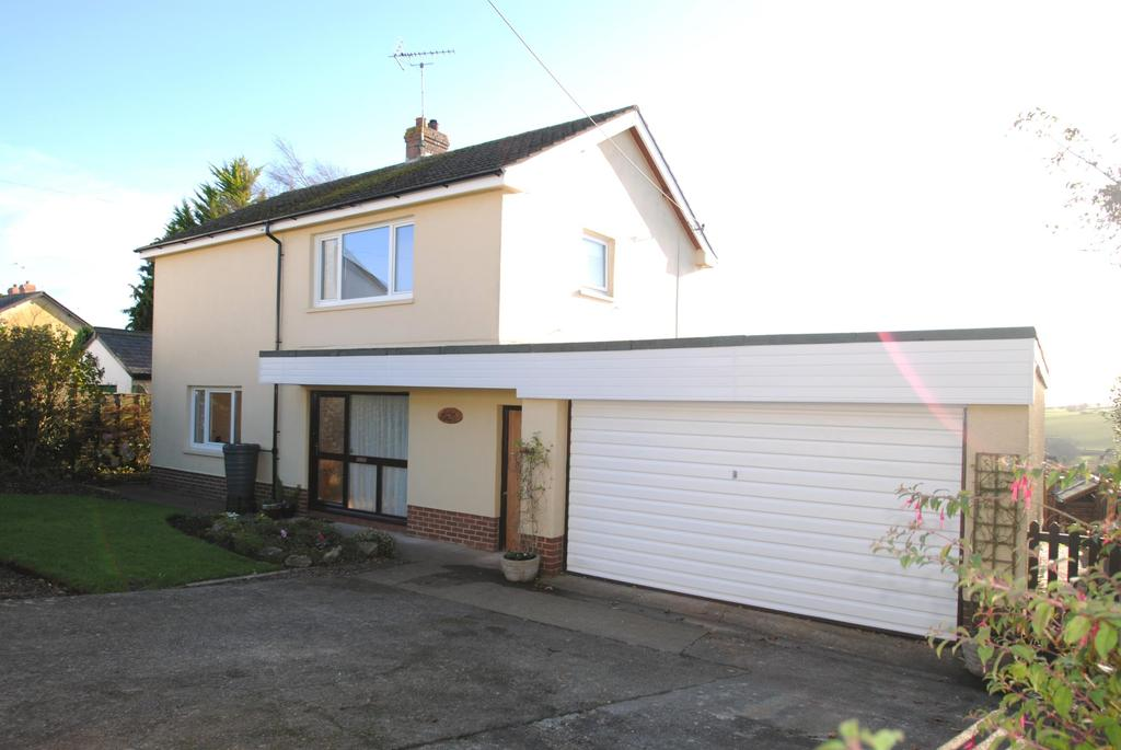 3 Bedrooms Detached House for sale in Lapford, Crediton