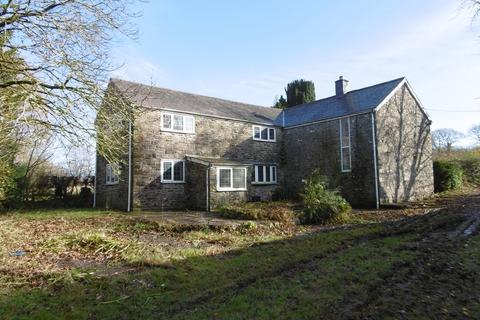 4 bedroom equestrian facility for sale - Salem, Llandeilo, Carmarthenshire.