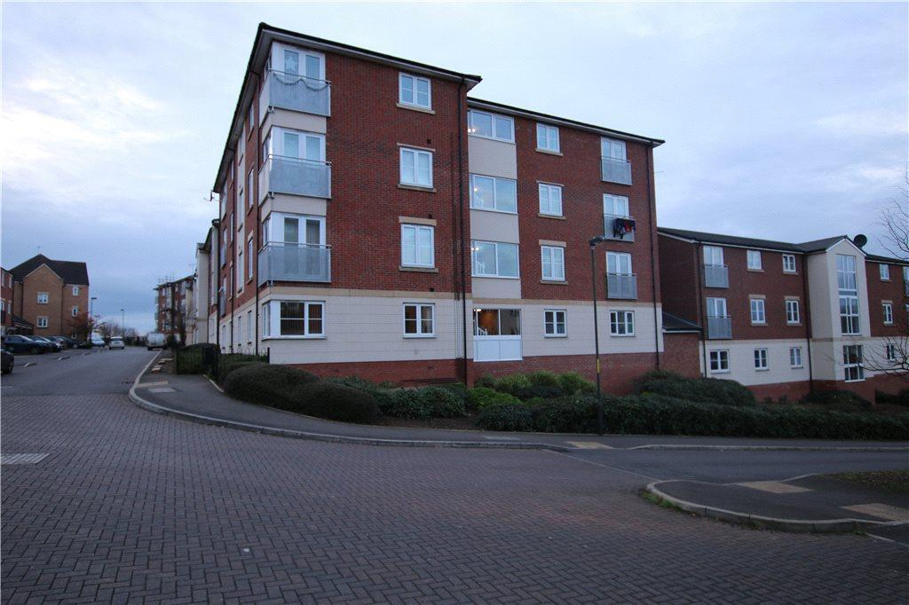 2 Bedrooms Apartment Flat for rent in Hollington House, Dixon Close, Redditch, Worcestershire, B97