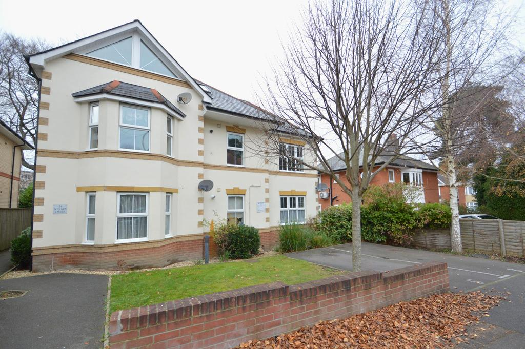 1 Bedroom Flat for sale in St. Albans Crescent, Bournemouth, BH8