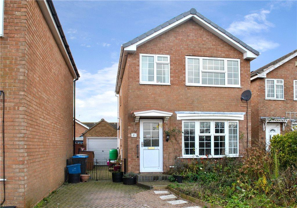 3 Bedrooms Detached House for sale in Kings Meadows, Sowerby, Thirsk