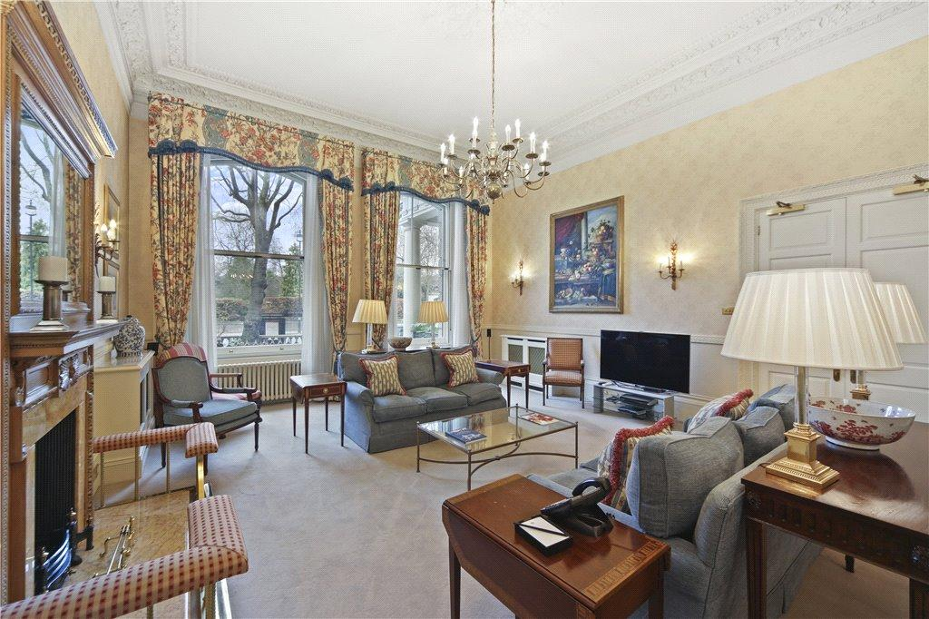 6 Bedrooms Flat for rent in Hyde Park Gate, South Kensington, London, SW7
