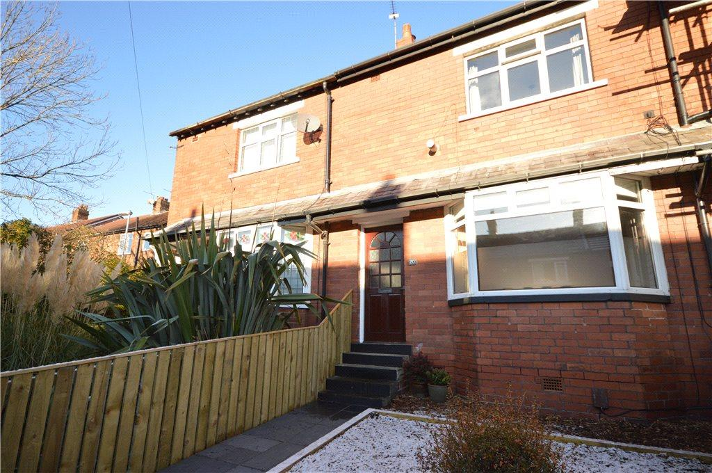 2 Bedrooms Terraced House for sale in Featherbank Terrace, Horsforth, Leeds, West Yorkshire