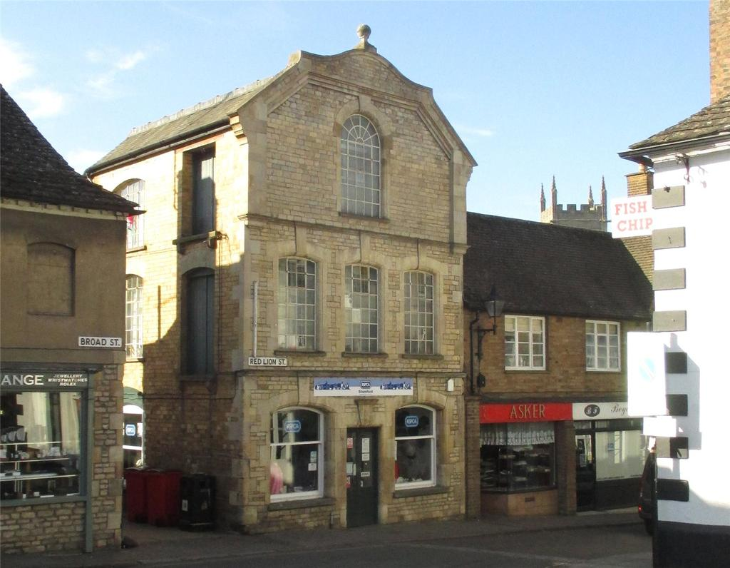 3 Bedrooms Detached House for sale in Wellington Lane, Stamford, Lincolnshire
