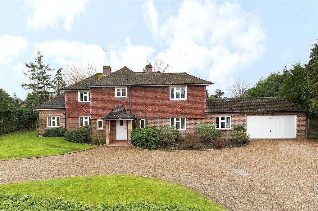 6 Bedrooms Detached House for rent in Manor Way, Knott Park, Oxshott, Surrey, KT22